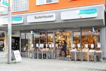 Außenansicht Reformhaus Bodenhausen